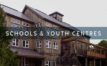 Schools & Youth Centres
