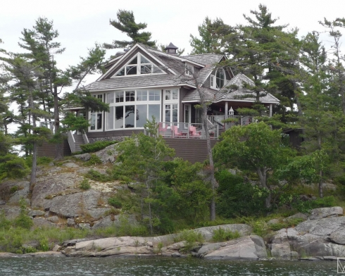 Georgian Bay Island Cottage