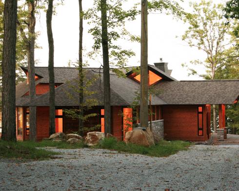 Origami Cottage
